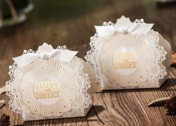 结婚喜糖盒怎么搭配 掌握这五点就不用担心