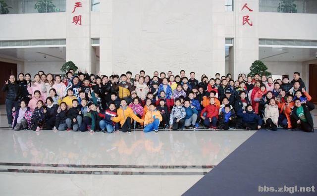 """淄博市公安局组织开展 """"110宣传日""""警营开放活动-1.jpg"""