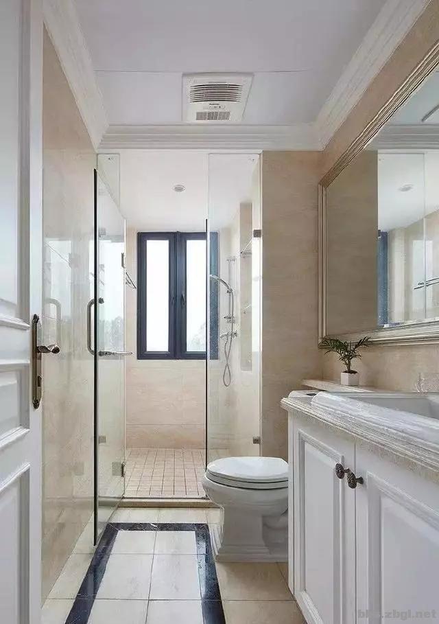 卫生间装修干湿分离也有条件的,需要注意这几项-2.jpg