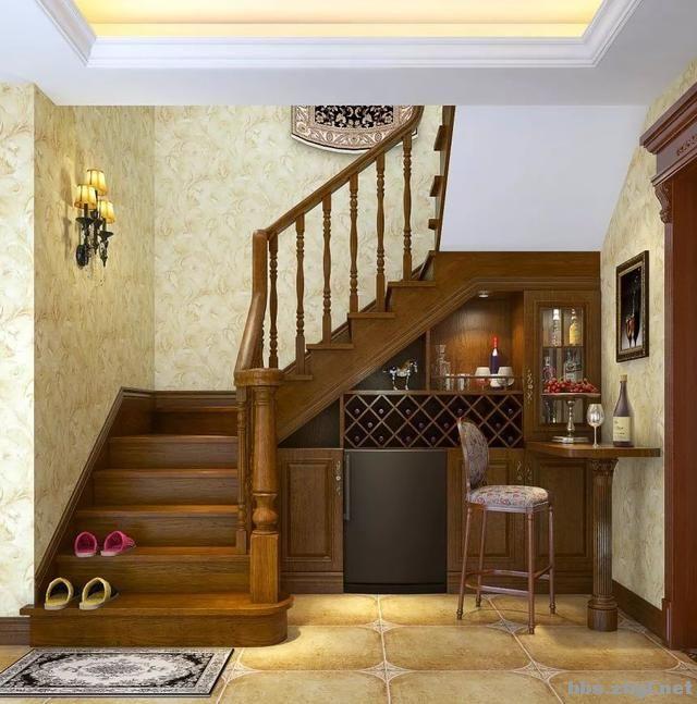 楼梯下的空间,设计师教你这样改造,让家瞬间增大5㎡-7.jpg