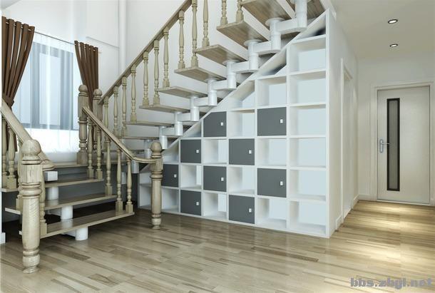 楼梯下的空间,设计师教你这样改造,让家瞬间增大5㎡-4.jpg