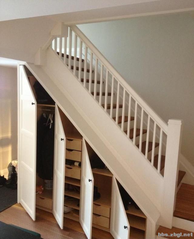 楼梯下的空间,设计师教你这样改造,让家瞬间增大5㎡-5.jpg