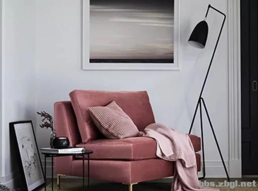 女生公寓的优雅高级配色,必须pick它——干枯玫瑰色-2.jpg