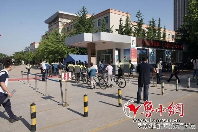 今天开学!刚刚在淄博学校拍下这久违的一幕-4.jpg