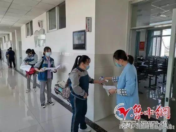 今天开学!刚刚在淄博学校拍下这久违的一幕-9.jpg
