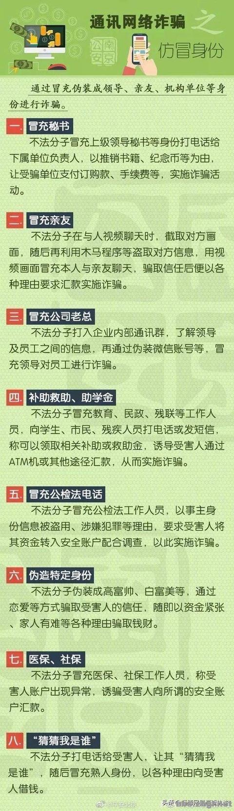 史上最全电信诈骗 58种诈骗手法9大类型 ????-1.jpg