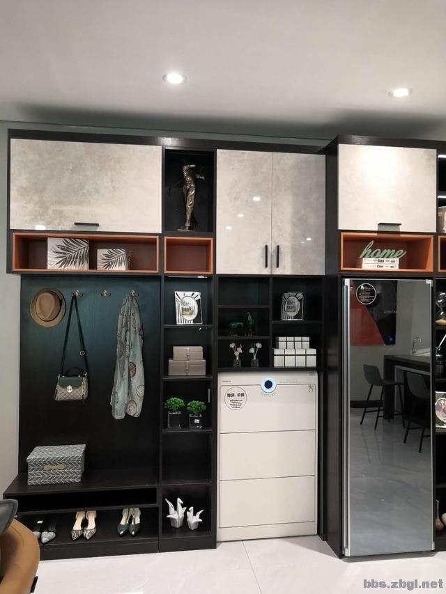 装修实景案例:150㎡现代轻奢风,开放式厨房遇上中岛台美到爆-2.jpg
