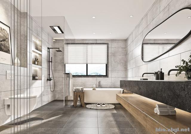 卫生间瓷砖颜色怎么搭配好?3种方案随你选,用上20年也不过时-2.jpg