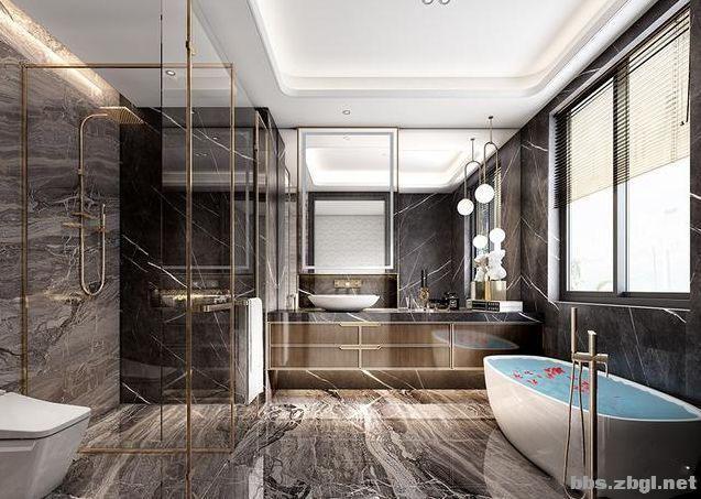 卫生间瓷砖颜色怎么搭配好?3种方案随你选,用上20年也不过时-3.jpg