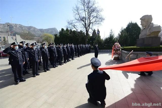 淄博市公安局2021年政治轮训圆满结束-7.jpg