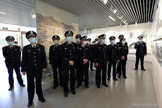 淄博市公安局2021年政治轮训圆满结束-9.jpg