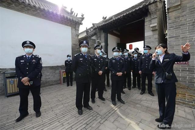 淄博市公安局2021年政治轮训圆满结束-10.jpg