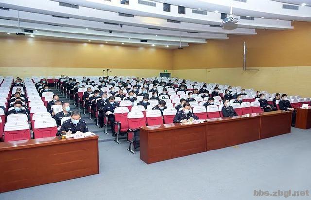 淄博市公安局2021年政治轮训圆满结束-13.jpg