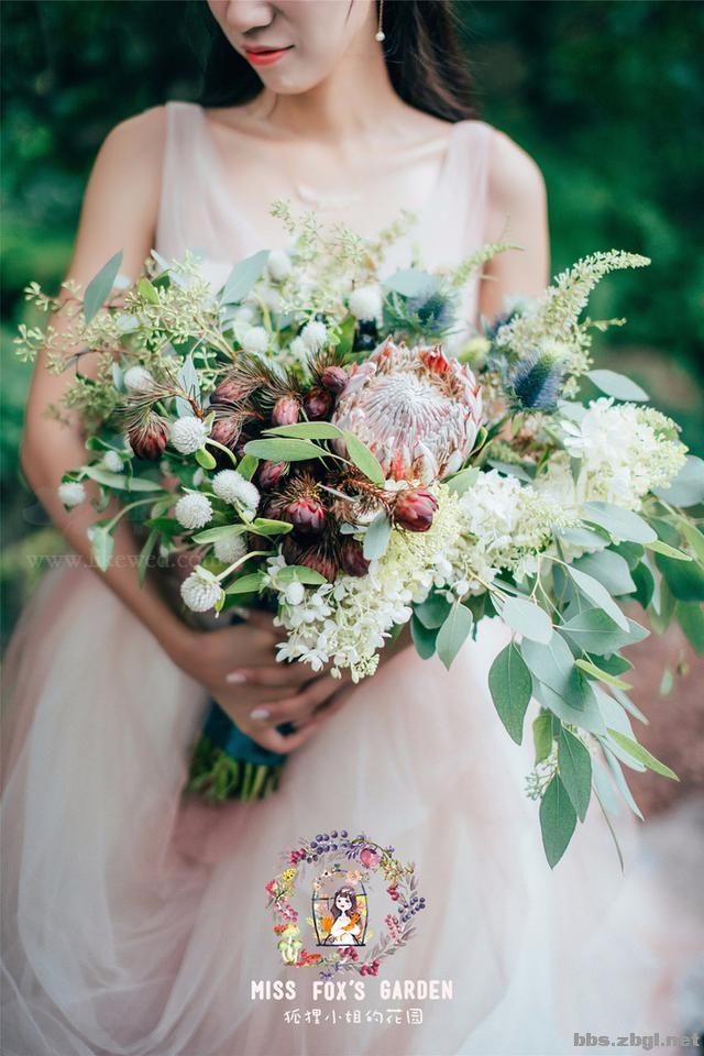 花园小清新婚礼,就像是在自家小院一样舒适惬意!-8.jpg