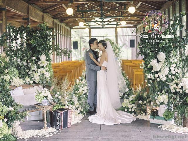 花园小清新婚礼,就像是在自家小院一样舒适惬意!-9.jpg