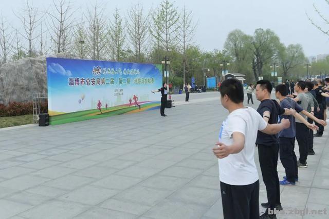 淄博市公安局成功举办全市公安机关第二届(第二期)迷你马拉松赛-3.jpg