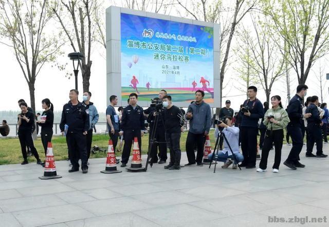 淄博市公安局成功举办全市公安机关第二届(第二期)迷你马拉松赛-13.jpg