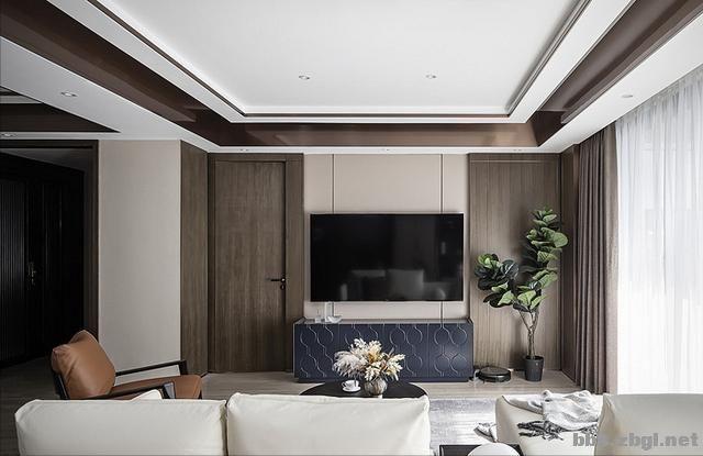 173㎡精装房改造设计案例:把家装成现代轻奢风,打造完美四居室-3.jpg