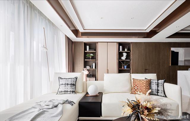 173㎡精装房改造设计案例:把家装成现代轻奢风,打造完美四居室-4.jpg