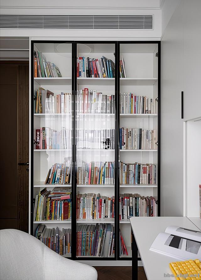 173㎡精装房改造设计案例:把家装成现代轻奢风,打造完美四居室-16.jpg