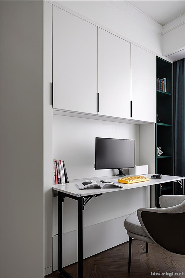 173㎡精装房改造设计案例:把家装成现代轻奢风,打造完美四居室-15.jpg