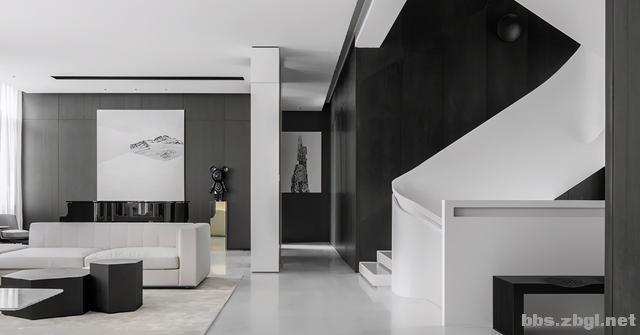 玩转黑白的魅力,演绎完美的简约家居范儿-7.jpg