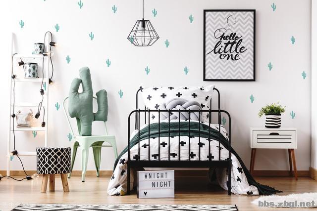 别再考虑用大白墙做床头背景墙了,设计师分享10种,实用还出效果-8.jpg