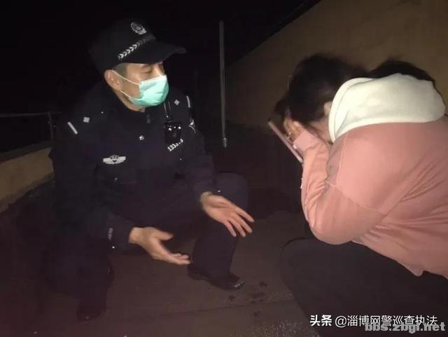 """女子坐上20米高阳台,点名找""""叶警官""""……-6.jpg"""